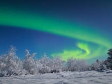 Northern lights vacations