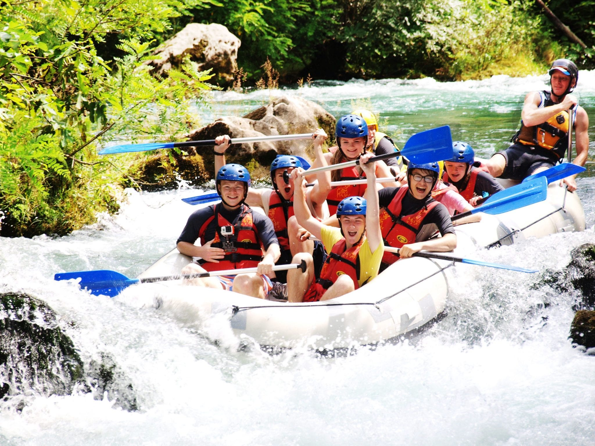 Family active holidays on Brac island  Teenager Activity