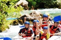 Teenage activity holiday Croatia
