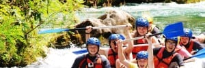 Teenage activity holiday Croatia