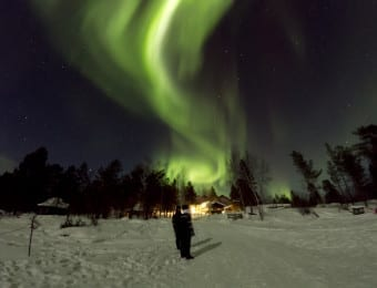 Lapland family adventure holidays