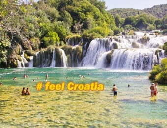 krka national park activity holidays for family and teens