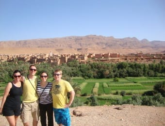 Morocco family adventure holidays