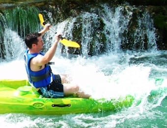 Plitvice Lakes adventure holidays