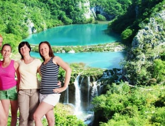 Plitvice Lakes Croatia active vacation