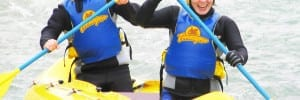rafting kayaking holidays Slovenia