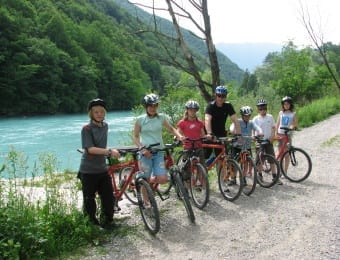 Slovenia family activity holidays