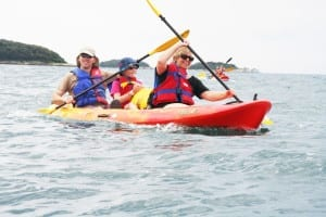 Family active holidays in Split