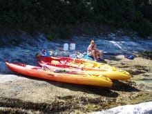 Kayaking holidays for teens in Croatia