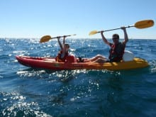Activity holidays for families with teenagers