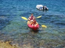 Active family holidays Omis