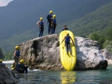 family adventure holidays in Slovenia