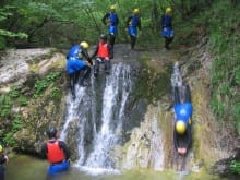 Slovenia adventure holidays for families