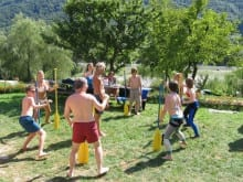 Family multi activity holidays in slovenia