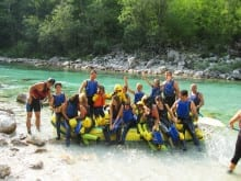 Adventure holidays in Slovenia
