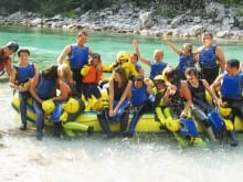 Activity family holidays in Slovenia