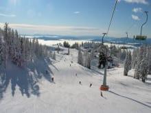 Teenager half term ski holiday