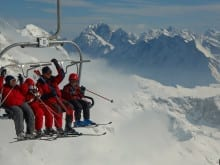 Ski holidays for teens in Europe