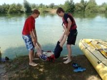 Family active holidays in Croatia