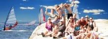 active teen holidays Croatia