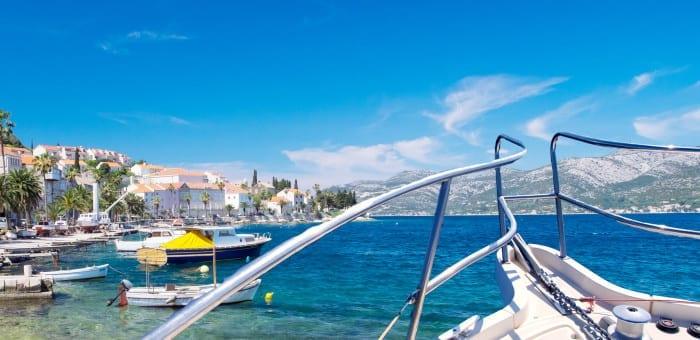Sailing Croatia family adventure