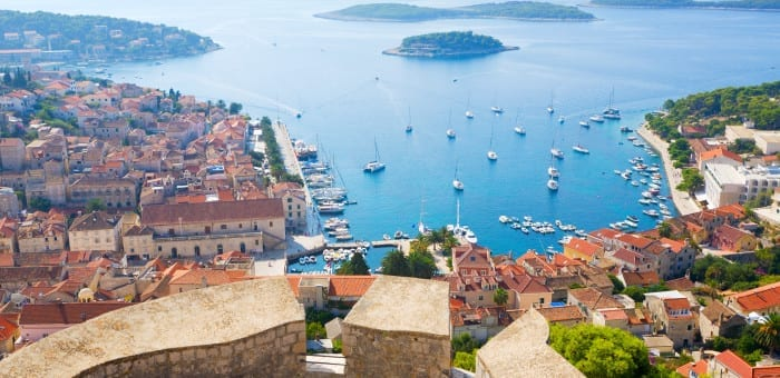 Hvar activity holidays