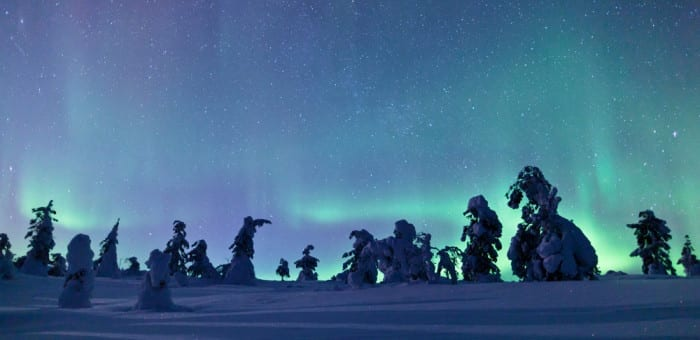 Northern Lights family adventures
